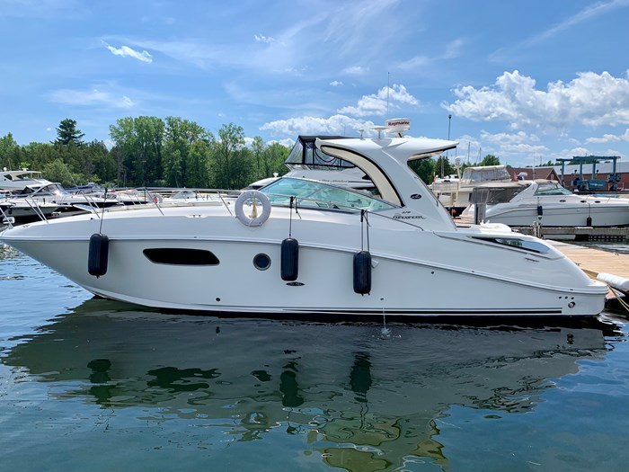 2008 Sea Ray Sundancer 350 Photo 1 of 24