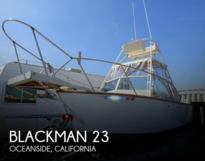 1980 Blackman 23 Photo 1 of 20