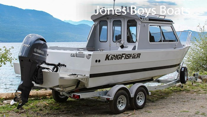 2020 Kingfisher 2225 Escape HT Photo 3 of 10
