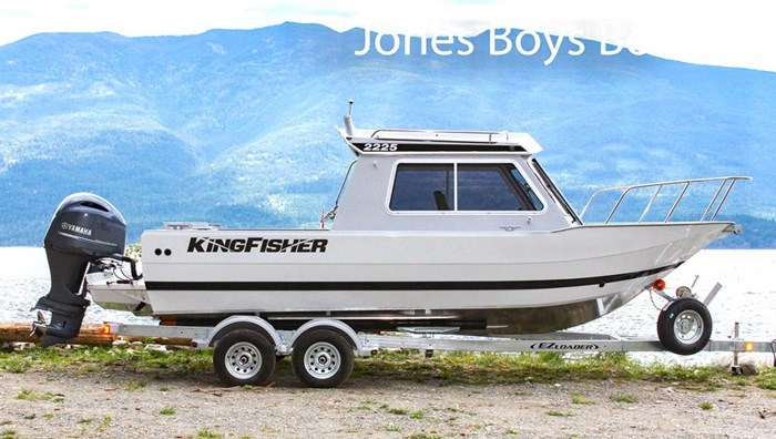 2020 Kingfisher 2225 Escape HT Photo 1 of 10