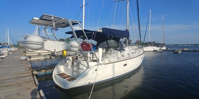2006 Beneteau Oceanis 423 Photo 3 sur 50