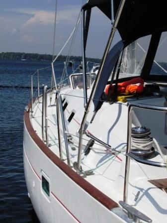 2006 Beneteau Oceanis 423 Photo 8 sur 50
