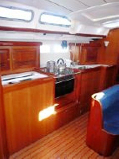 2006 Beneteau Oceanis 423 Photo 17 sur 50