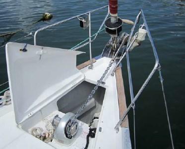 2006 Beneteau Oceanis 423 Photo 49 sur 50