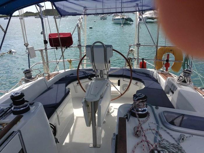 2006 Beneteau Oceanis 423 Photo 50 sur 50