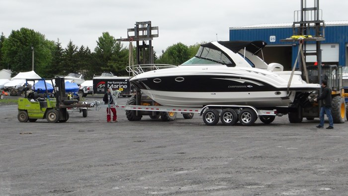 2013 Chaparral 285 SSX, MAG ( 380HP) Photo 22 of 23