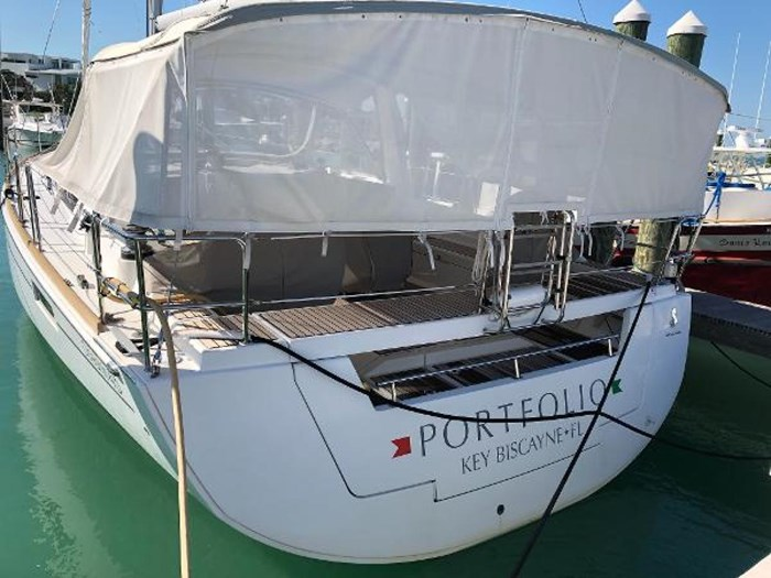 2013 Beneteau 45 Photo 9 sur 40