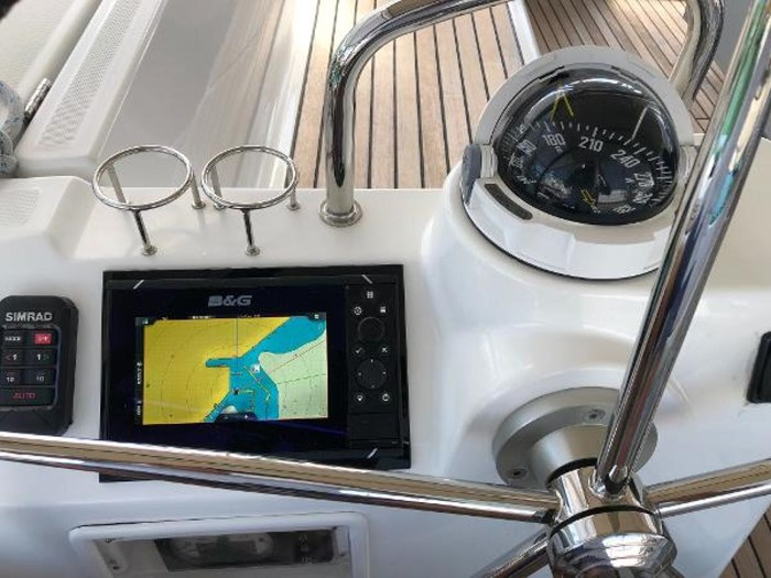 2013 Beneteau 45 Photo 22 sur 40