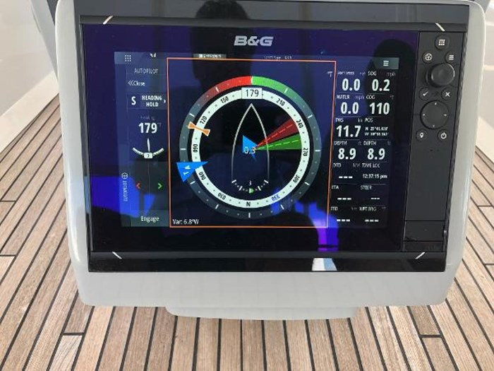 2013 Beneteau 45 Photo 25 sur 40