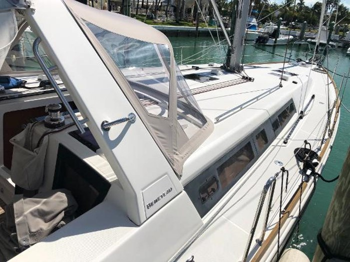 2013 Beneteau 45 Photo 32 sur 40