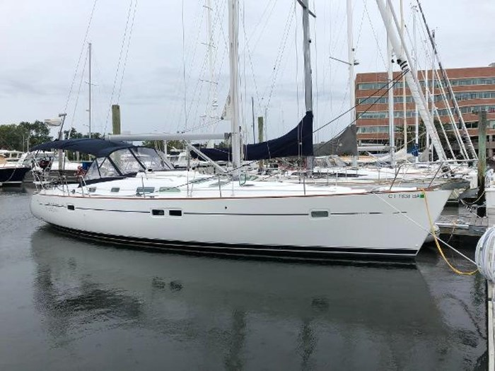 2004 Beneteau America 423 Photo 1 sur 58