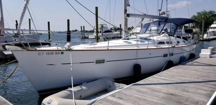 2004 Beneteau America 423 Photo 3 sur 58