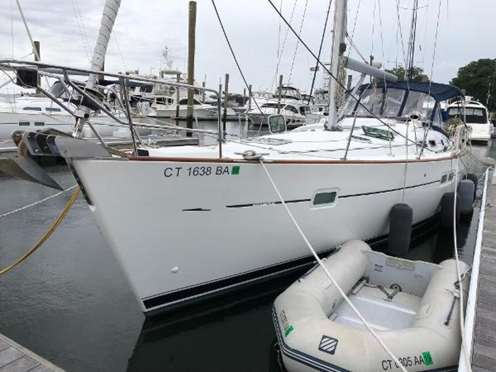 2004 Beneteau America 423 Photo 4 sur 58