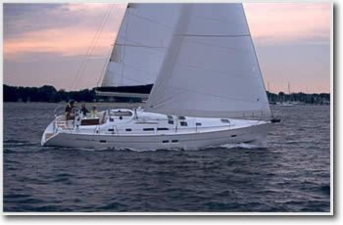 2004 Beneteau America 423 Photo 5 sur 58