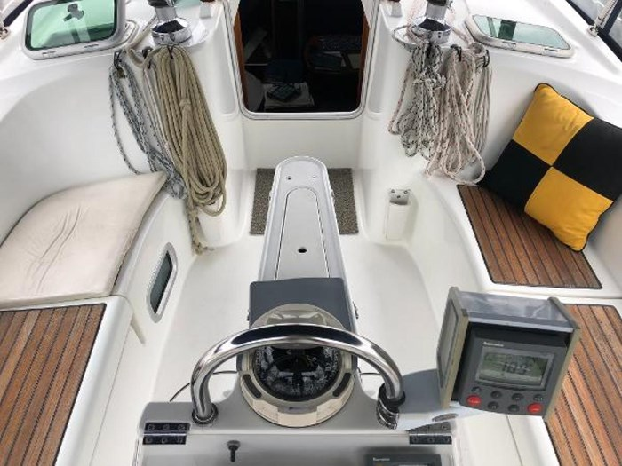 2004 Beneteau America 423 Photo 25 sur 58