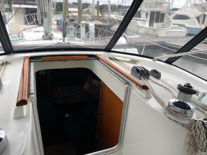 2004 Beneteau America 423 Photo 33 sur 58