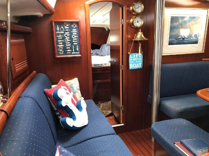 2004 Beneteau America 423 Photo 37 sur 58