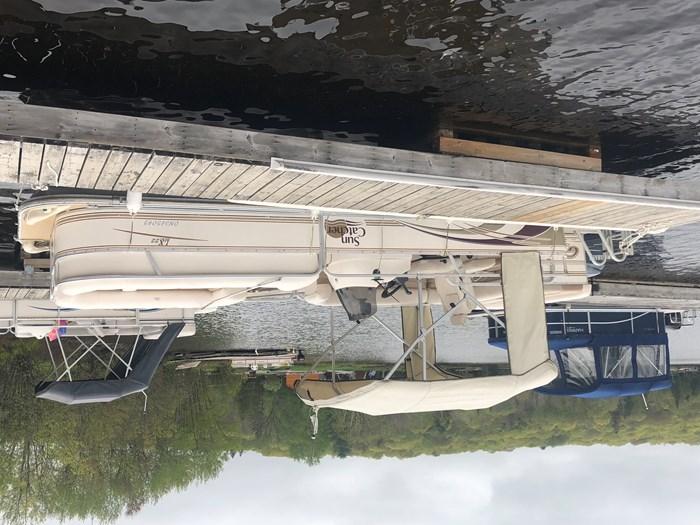 2006 SunCatcher Pontoons by G3 Boats LX SE 22 Photo 5 of 11