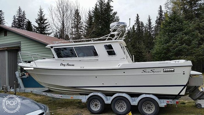 2005 Sea Sport Explorer 2400 Photo 2 of 20
