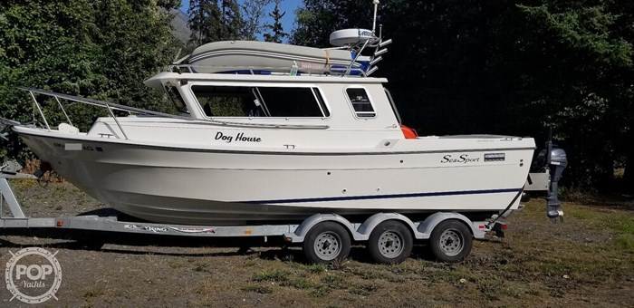 2005 Sea Sport Explorer 2400 Photo 19 of 20