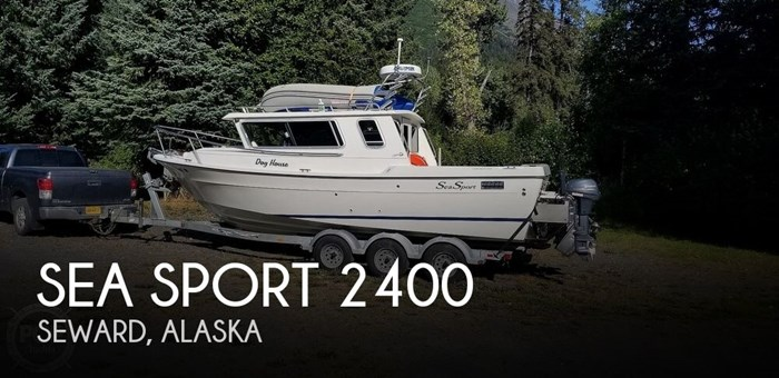 2005 Sea Sport Explorer 2400 Photo 1 of 20