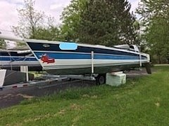 1987 Stiletto 30' Photo 3 sur 21