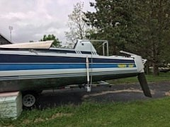 1987 Stiletto 30' Photo 5 sur 21