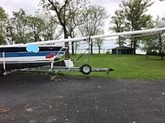 1987 Stiletto 30' Photo 6 sur 21