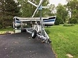 1987 Stiletto 30' Photo 10 sur 21