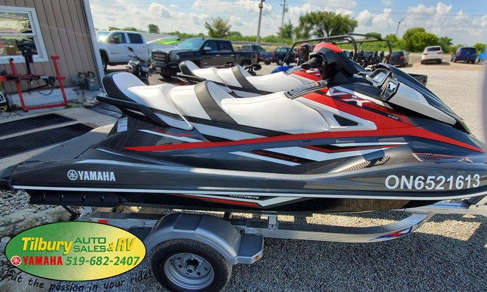 2019 Yamaha VX Cruiser HO Photo 1 of 4