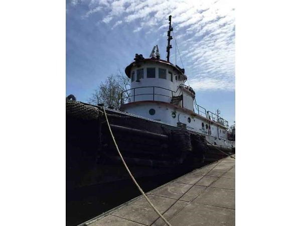 1957 Tugboat Ira S. Bushey built Photo 3 of 22