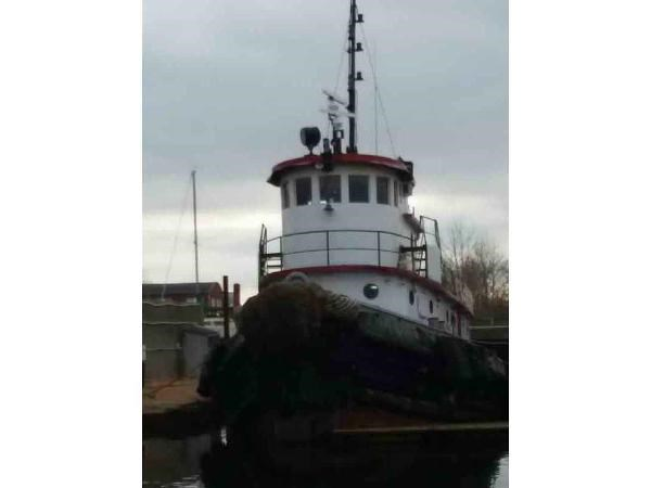 1957 Tugboat Ira S. Bushey built Photo 4 of 22