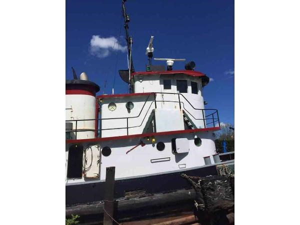 1957 Tugboat Ira S. Bushey built Photo 6 of 22