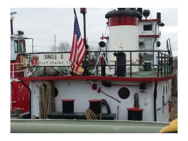 1957 Tugboat Ira S. Bushey built Photo 7 of 22