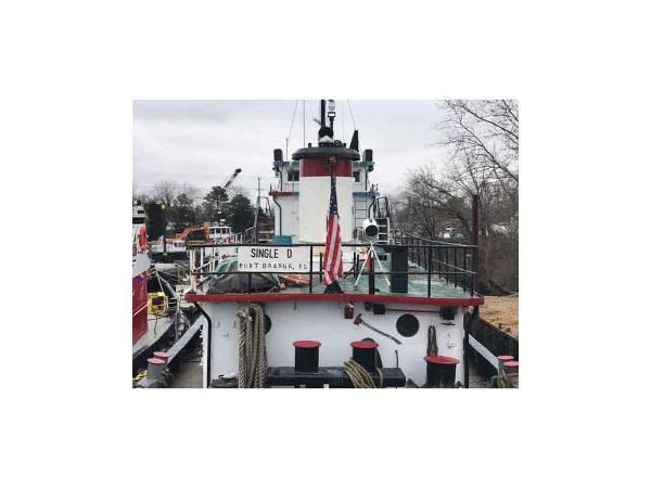 1957 Tugboat Ira S. Bushey built Photo 8 of 22