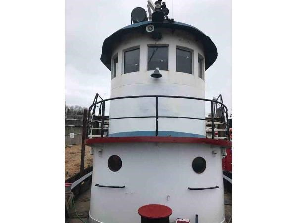 1957 Tugboat Ira S. Bushey built Photo 9 of 22