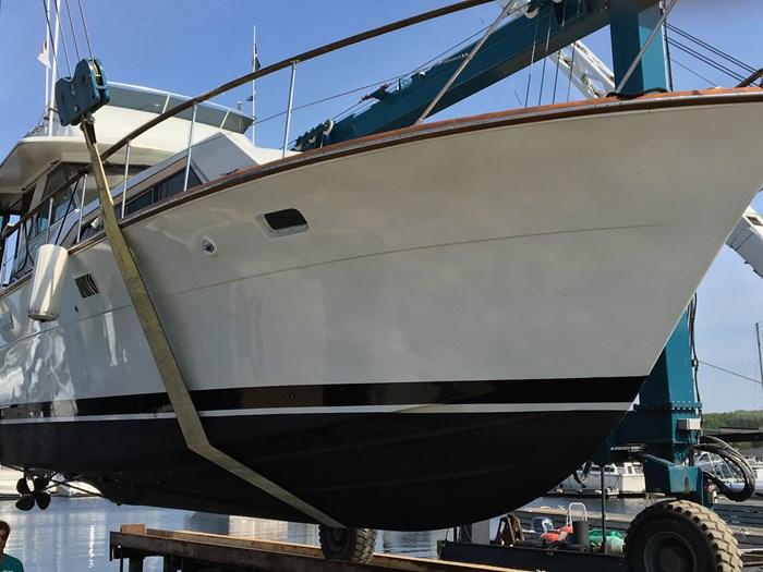 1976 Trojan F44 Flush Deck Motor Yacht Photo 6 of 6