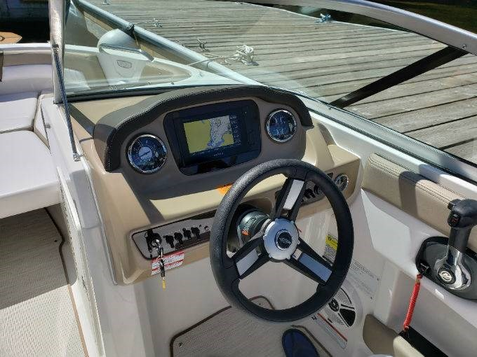2020 CHAPARRAL 21 SSI SPORT Photo 8 of 8