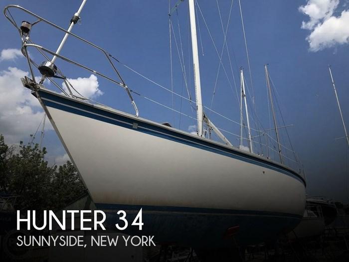 1983 Hunter 34 Photo 1 sur 20