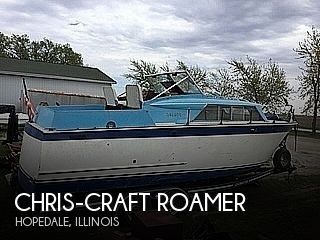 1963 Chris-Craft Roamer Photo 1 of 20