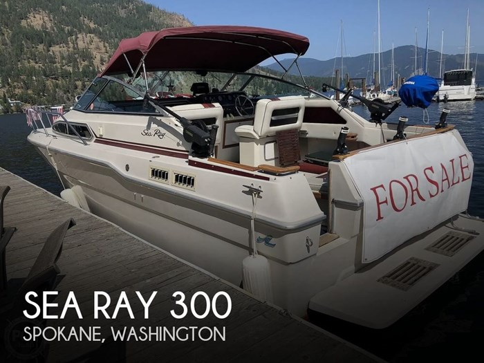 1988 Sea Ray 300 Weekender Photo 1 of 20