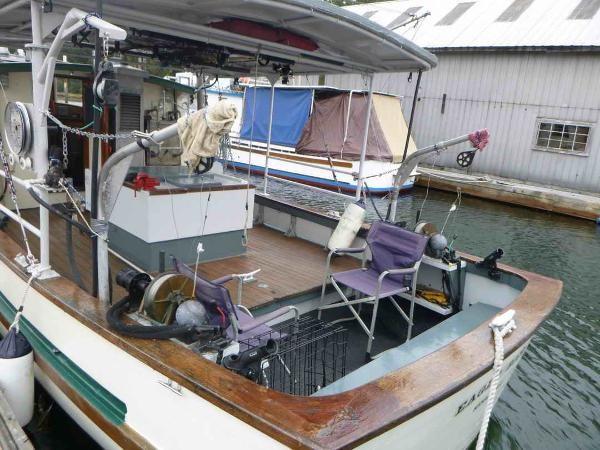1981 Troller Trawler Thames Built Photo 7 of 41