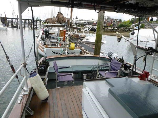 1981 Troller Trawler Thames Built Photo 8 of 41