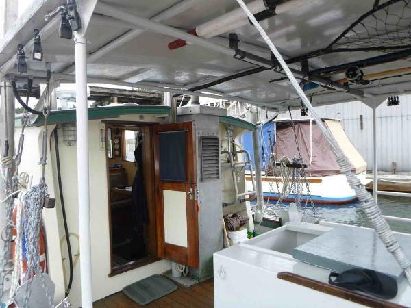 1981 Troller Trawler Thames Built Photo 10 of 41