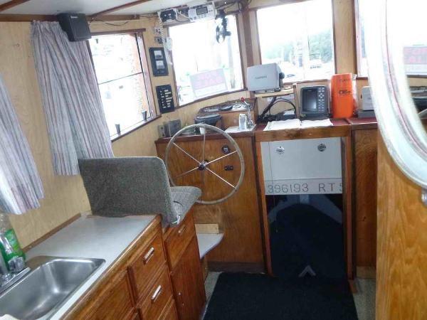 1981 Troller Trawler Thames Built Photo 15 of 41