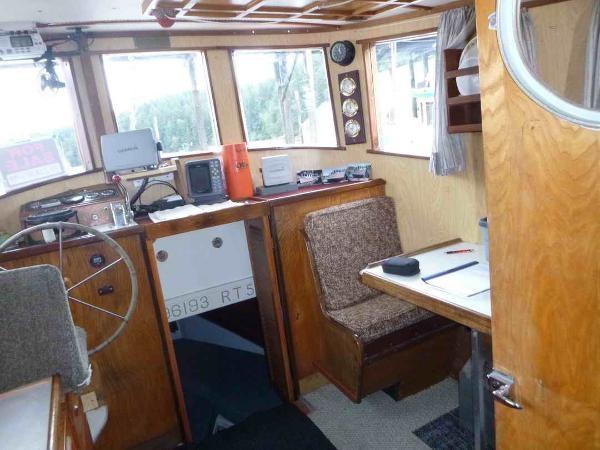 1981 Troller Trawler Thames Built Photo 16 of 41