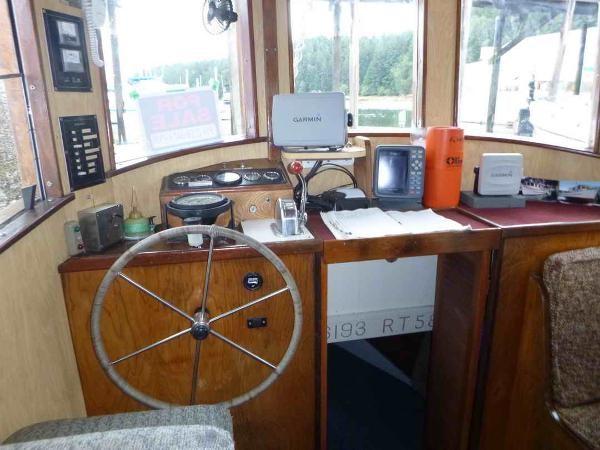 1981 Troller Trawler Thames Built Photo 17 of 41