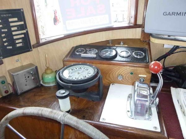 1981 Troller Trawler Thames Built Photo 18 of 41