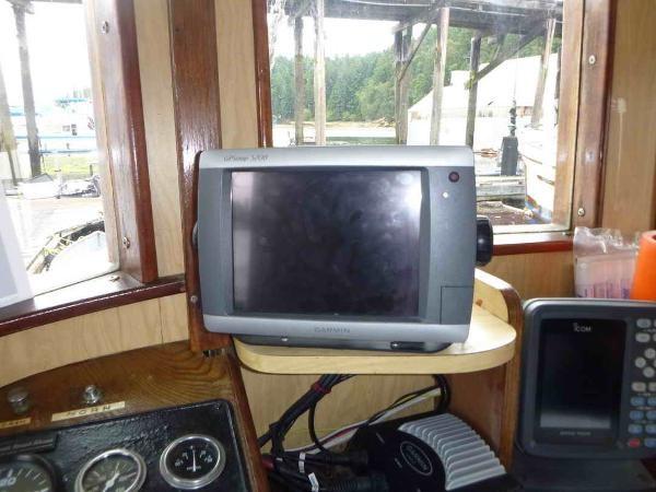 1981 Troller Trawler Thames Built Photo 20 of 41