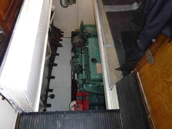 1981 Troller Trawler Thames Built Photo 30 of 41